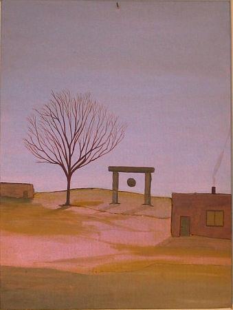 Paintings by Lee Klawans