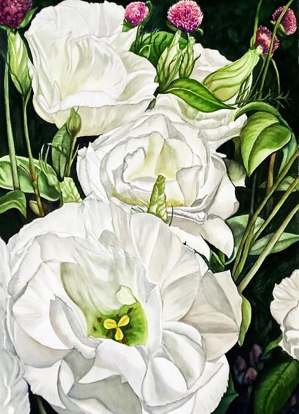 Lisianthus-Prairie Flower