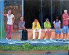 THE STORY OF US ~ NO 3 BUS STOP IN KAILUA