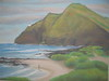 Makapu'u Lighthouse,:Windward O'ahu<br />  11x14 original soft pastel <br /> drawn on site <br /> 2005<br /> $400 (SOLD)<br /> $65 16 x 20 matted print Signed Limited Edition of 10 (3 left)<br /> $25 8x10 matted print