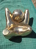 BRONZE EDITION 2 OF 8<br /> polished bronze ~ small