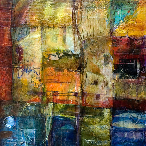 Aussi, 18 x 18 inches, sold