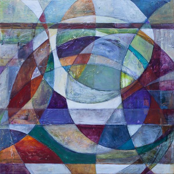 Mik, 36 x 36, sold