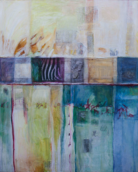 Beet Sugar, 48 x 60 inches, sold
