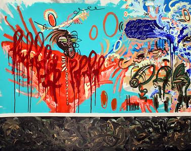 264 - Yosa Buson - 200x160cm