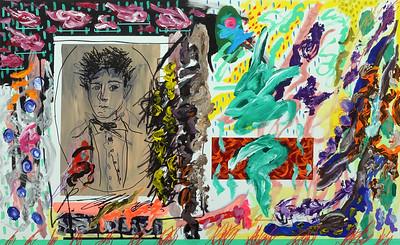 337 - Rimbaud - 150x100cm