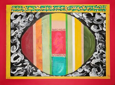 354 - Hiraṇyagarbha_40x30cm