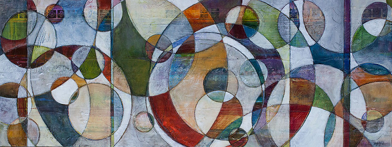 Chiaro, 18 x 48 inches, sold