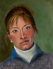 """""""Becky"""" - oil - 16""""X12"""" - In Private Collection"""