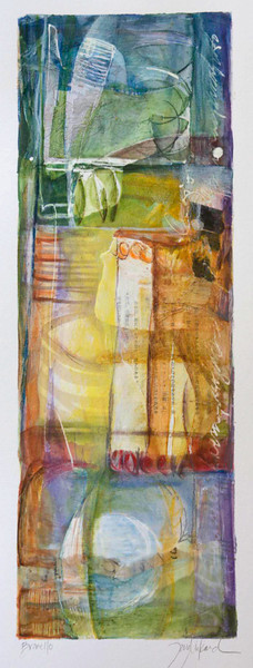 Branello, 7 x 20 inches, sold