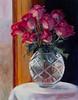 """""""Roses"""" - Oil - 18""""x14"""""""