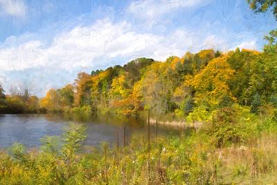 Pond of Peace 958