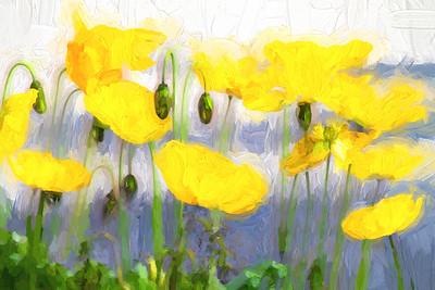 Garden of Yellow 883
