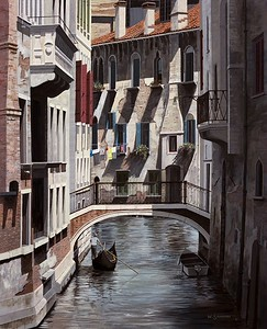 Backstreets of Venice