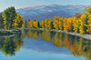 """""""Fall Foliage"""" - Oil - 20"""" x 30"""""""
