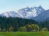 """Trapper Peak"" - Oil - 18""x 24"" - Sold"