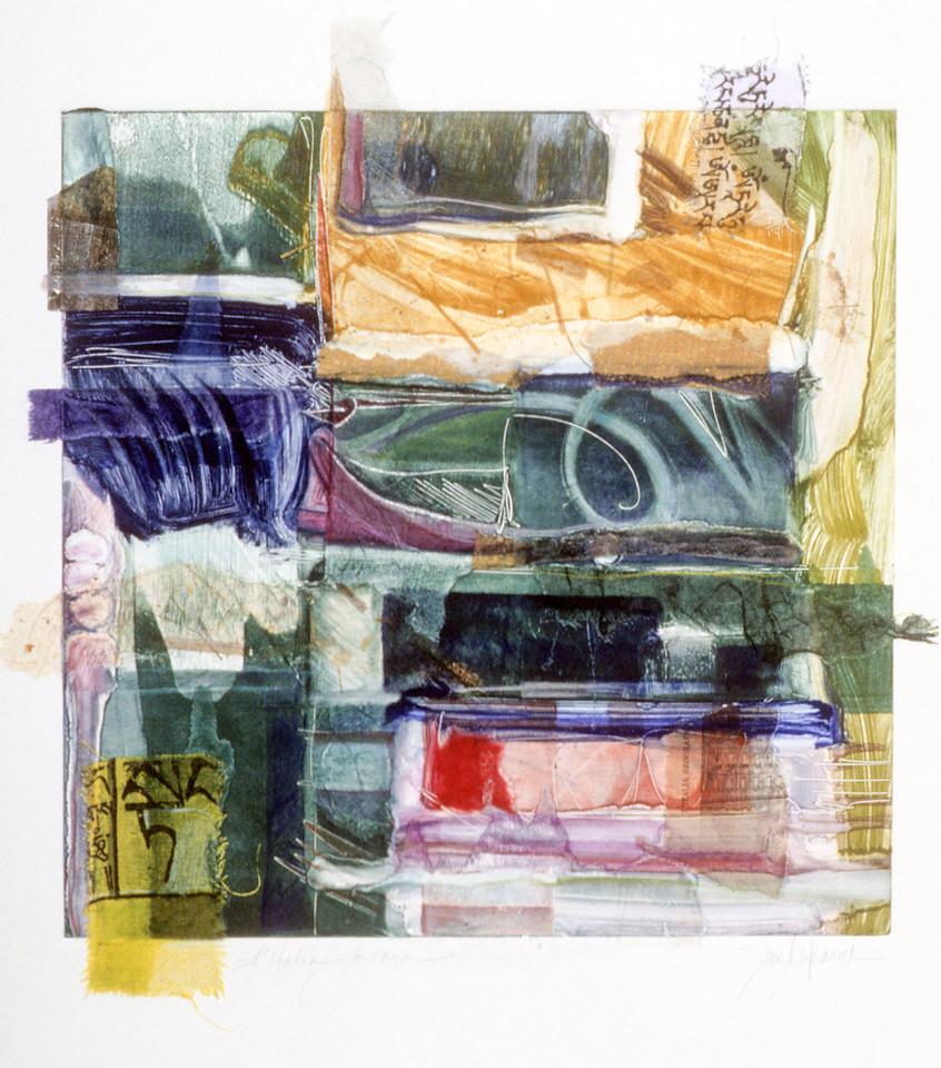 L'italia Lontana, 12 x 12, sold