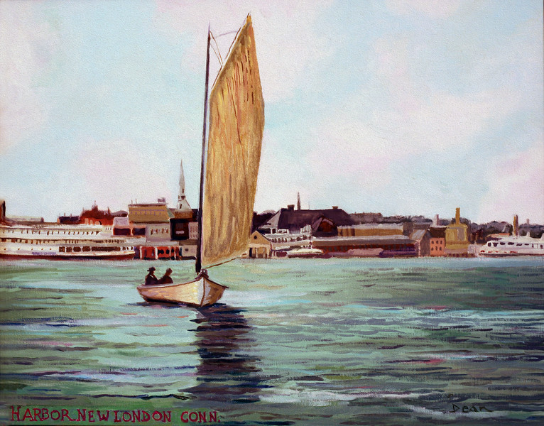 Harbor: Sailing the Thames