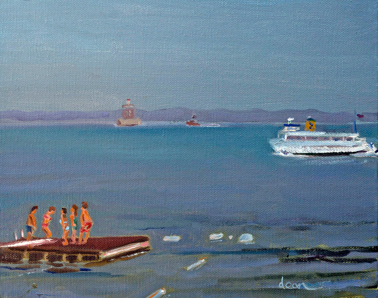 Raft Fun with Ferry