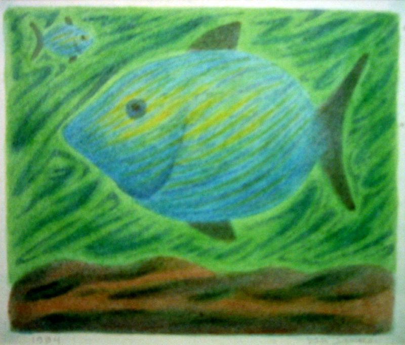 Fish (watercolor)