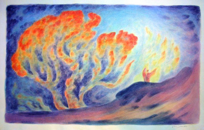 Autumn (watercolor)