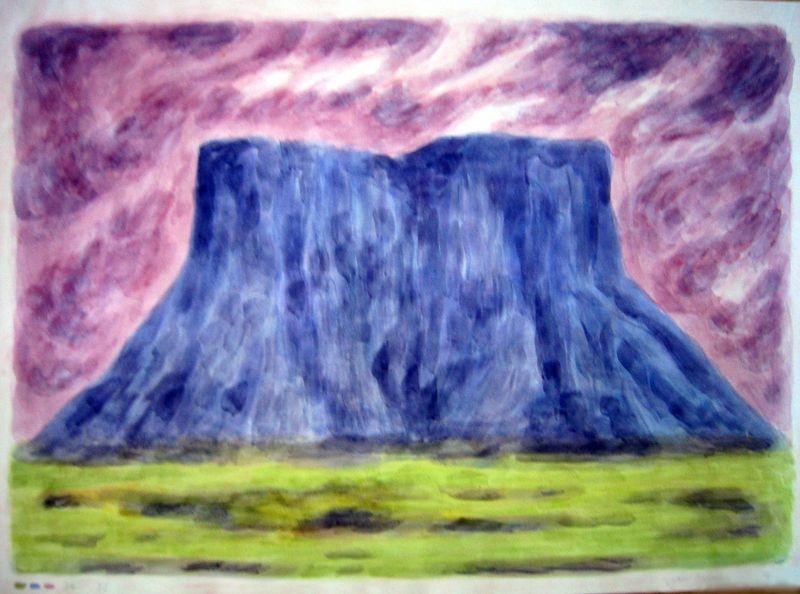 Narrow Mesa--N (plantcolor)
