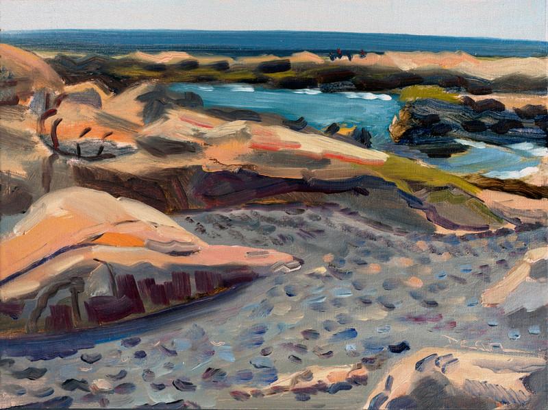 Biddeford Pool Rocks & Water