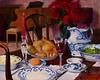 """""""Christmas Dinner"""" - Oil - 16x20"""