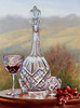 """Wine and Grapes"" - Oil - 16""x12"" - In private collection"