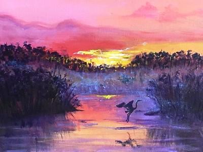 Twilight at Wyboo