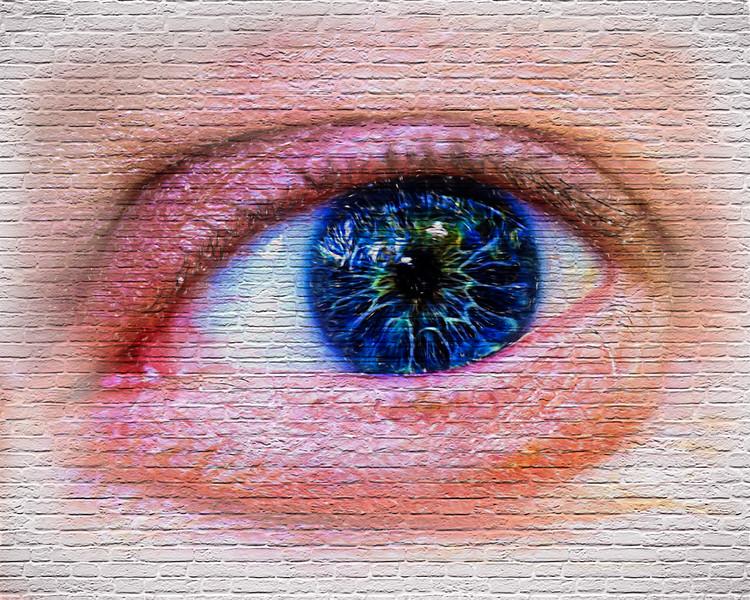 EyeMural 4979 Painting