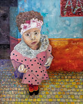 My New Coat (Portrait of Ava)