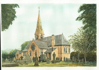 St Chad's Church, Romiley