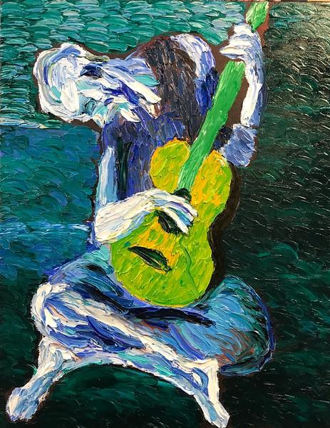 Picasso Study No.1