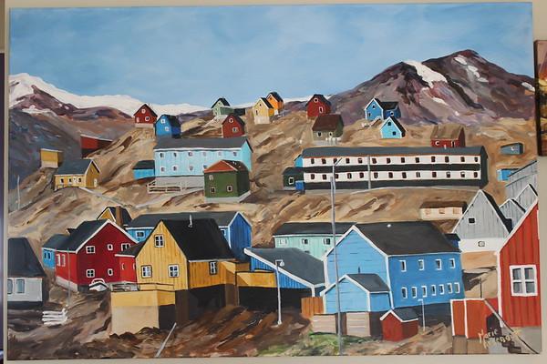 Uummanque Greenland  36'' x 24''