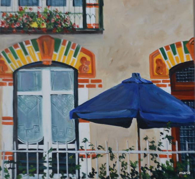 Blue Umbrella France