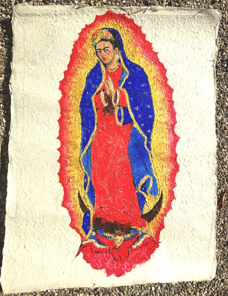 Our Lady of Frida-lupe