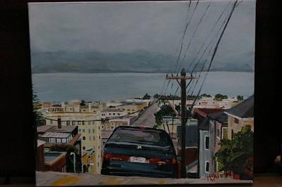 Street of San Fran 2  SOLD!