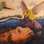 Two Birds, Three Fish, Terra Firma