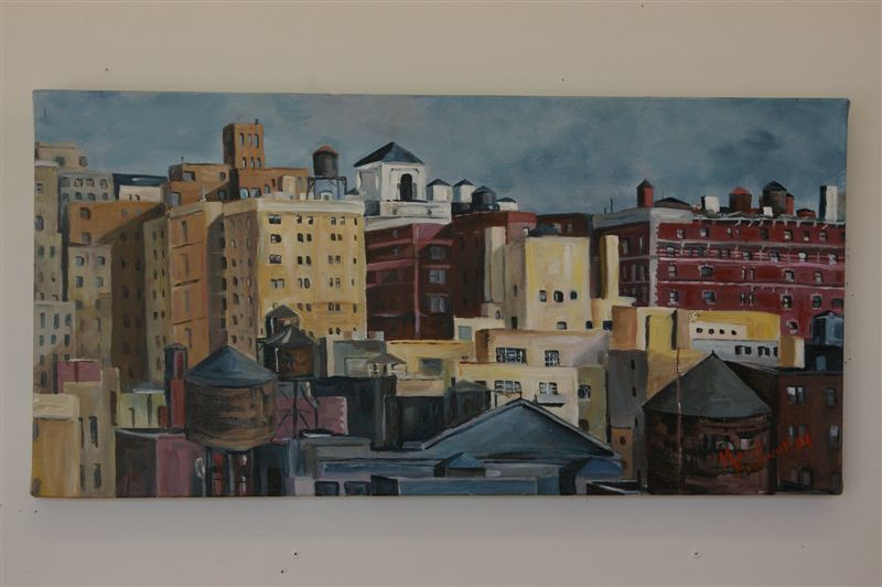 New York Roof Tops SOLD!