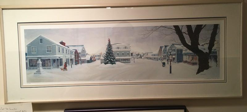Pat deSantis , Kennebunkport