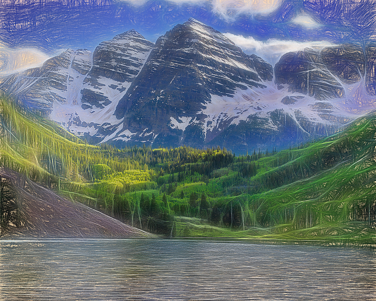 Colorado2016-7164 (MaroonBells) PAINTED