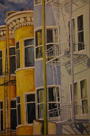 San Francisico Windows SOLD
