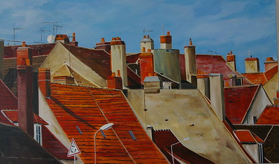 Roof Tops in France
