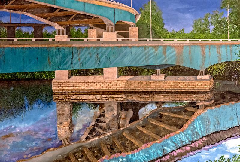 Bridges Crossing the Schuylkill River