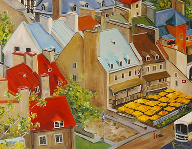 Old Quebec  SOLD