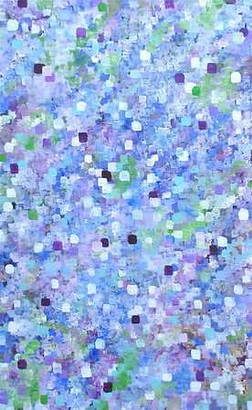 """Twilight"" 30"" x 48.5"" acrylic on canvas painting by: Elizabeth Christopher © 2012"