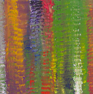 """Light Exploration #2"" 8"" x 8"" x 1.5"" acrylic on canvas painting by: Elizabeth Christopher © 2013"