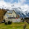 Vista de St. Moritz