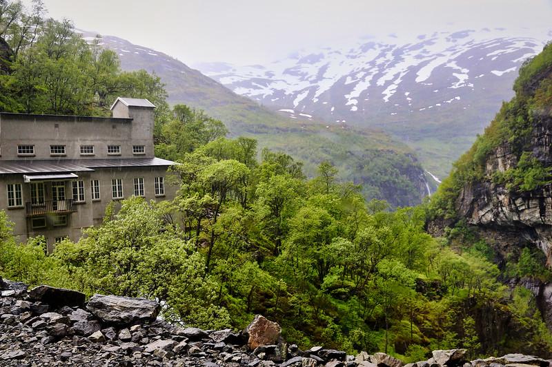 Interior da Noruega